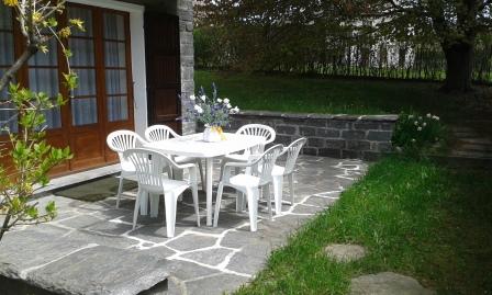Bellissimo appartamento con giardino in zona tranquilla e soleggiata a Santa Maria Maggiore