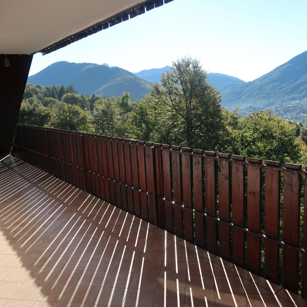 Appartamento in Toceno con terrazzi