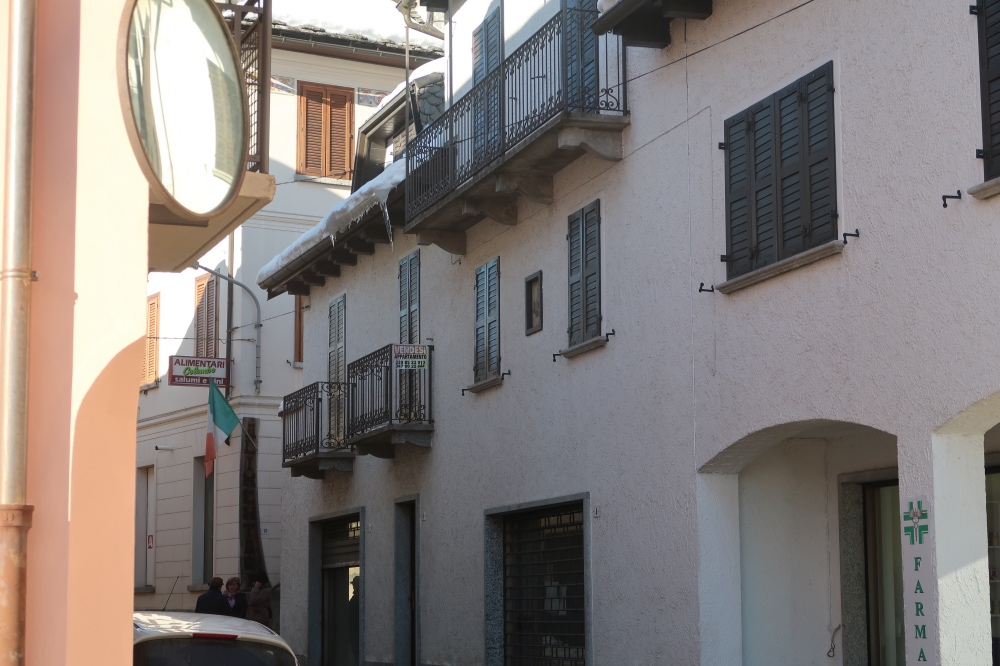 Appartamenti Via Benefattori Toceno