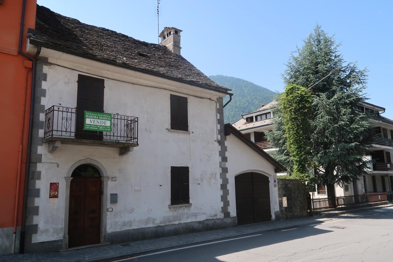 Casa indipendente con giardino in Santa Maria
