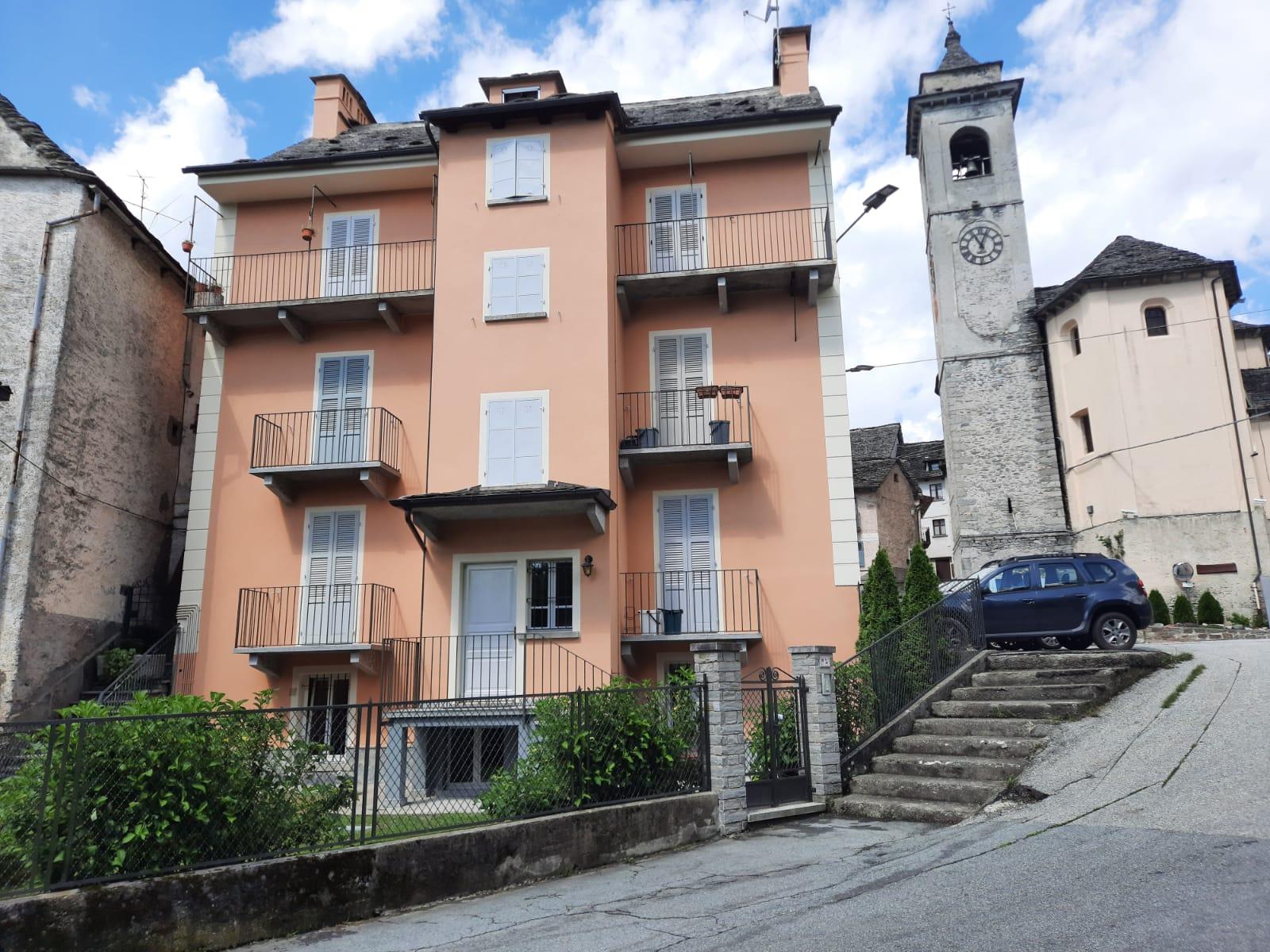 Quadrilocale via Camillo Benso di Cavour, Santa Maria Maggiore